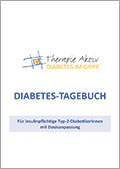 Diabetes-Tagebuch (Insulin)